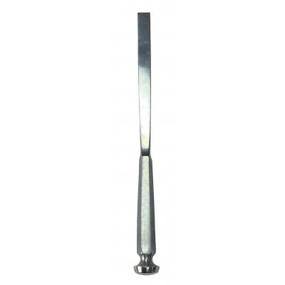 ДМ-27(Д-65) Долото з шестигранною ручкою плоске з односторонньою заточкою .