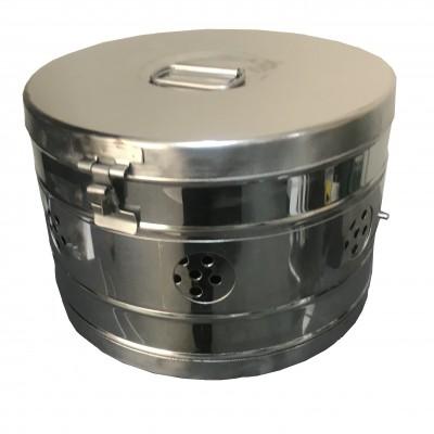 КСК-6 коробка стерилизационная круглая