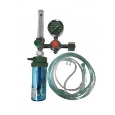 Y-006 Увлажнитель кислорода с расходомером и редуктором. (Кислородный регулятор).