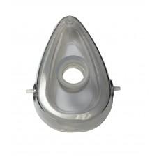 """TW8175 """"МЕДИКА"""" Силиконовая реанимационная маска для взрослых (покрытая поликарбонатом) №5."""
