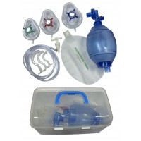 "TW8311G Manual ventilator ""MEDICA"" PVC set ""Adult"""