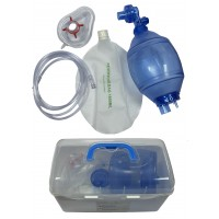 "TW8311G-1 Breathing bag ""MEDIKA"" type ""Ambu"" PVC, set ""Adult"""