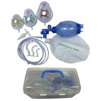 "TW8321G Manual ventilator ""MEDICA"" PVC set ""Pediatric"""