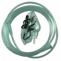 """TW 8346  Кислородная маска «МЕДИКА"""" для детей   в комплекте с кислородной трубкой."""