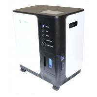 Медицинский кислородный концентратор «МЕДИКА» Y007-5 с опциями контроля концентрации  кислорода, насыщения кислорода анионами «ANION»  и пультом дистанционного управления