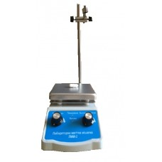 ЛMM-2 Magnetic Stirrer with a ferrite magnet.