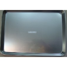 ЛУН-450 A rectangular tray made of stainless steel  450 x 330 x 34 mm.