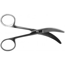 H-11 Scissors crossing umbilical cord horizontally curved 150 mm.