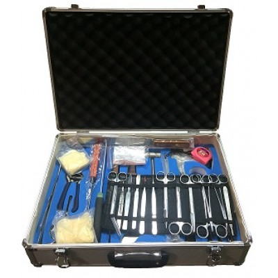 HP-135 Set of tools for dissection of animals1х35