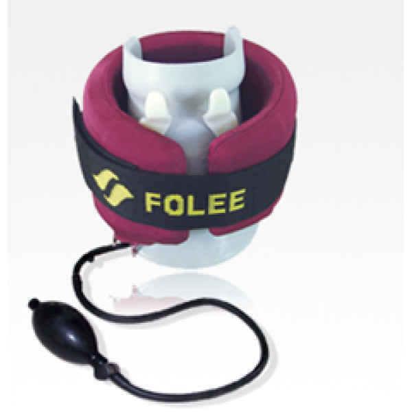 How to wear an orthopedic collar?