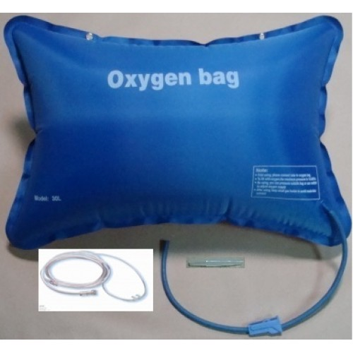 What is better than an oxygen pillow or an oxygen tank?